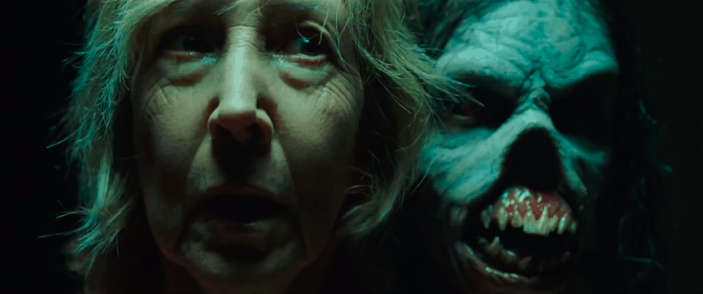 Scene from insidious: the last key, which is the final movie so far in the insidious movies.