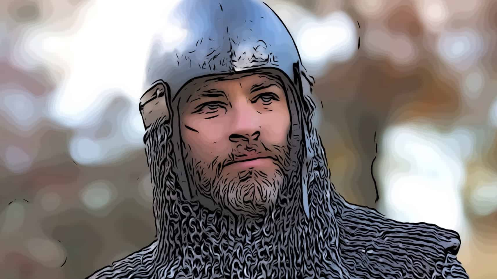 Scene from Outlaw King for Chris Pine movies post.