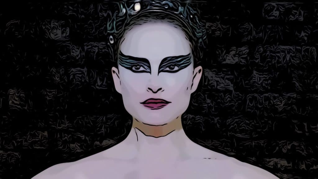 Scene from Black Swan for Natalie Portman movies post.
