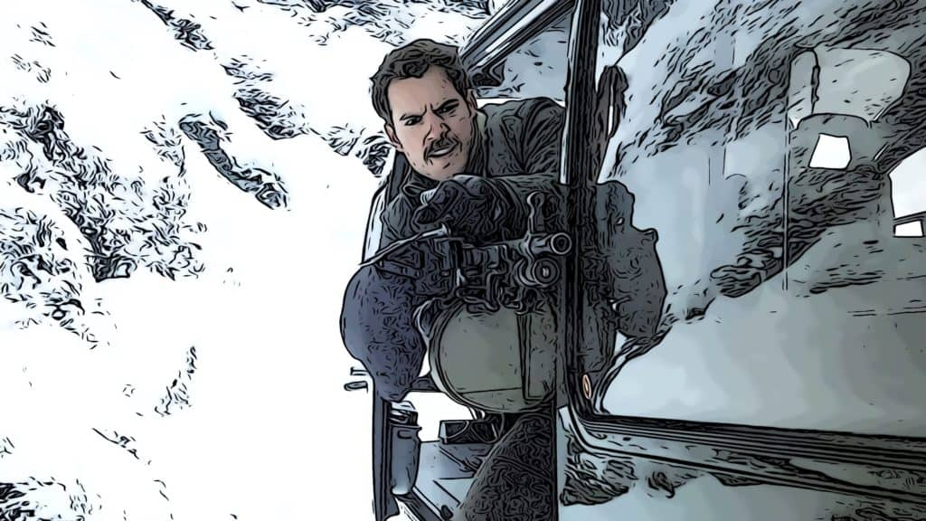 Scene from Mission Impossible: Fallout for best action movies on Amazon Prime post.