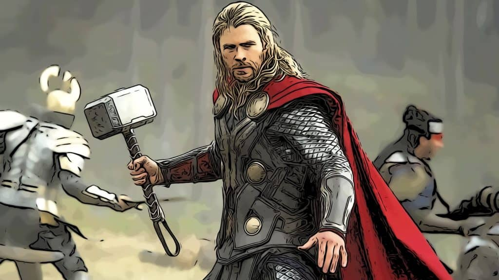 Scene from Thor: The Dark World for Thor movies in order post.