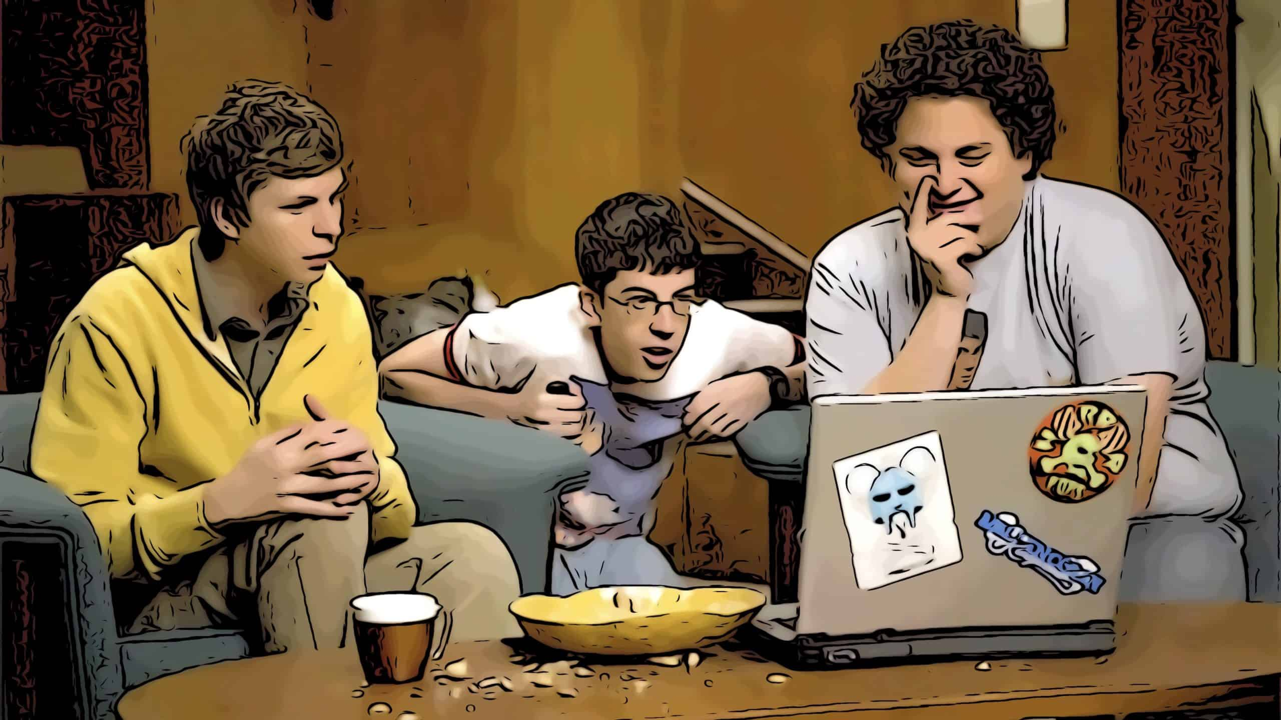 Scene from Superbad for movies like Good Boys post.