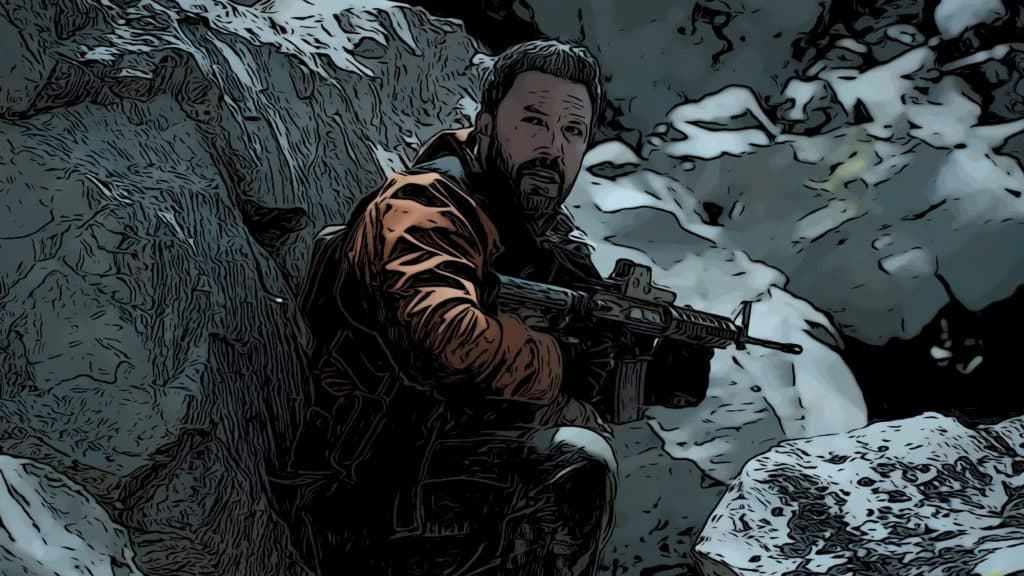 Ben Affleck in Triple Frontier for Triple Frontier filming locations post.