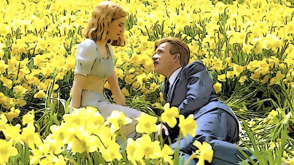 Scene from Big Fish for movies like Forrest Gump post.